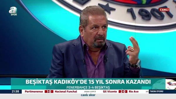 Erman Toroğlu: Mert Hakan Yandaş'ın yüzde yüz atılması lazımdı