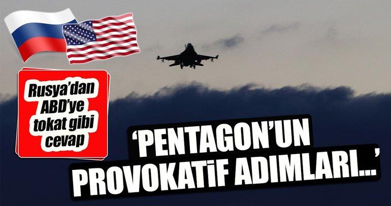 ABD, Suriye'de provokatif adımlar attı