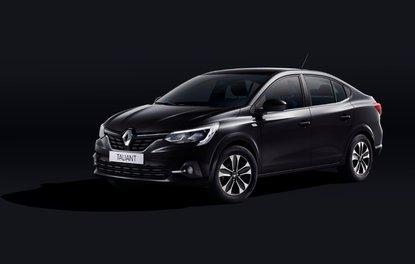 Renault'dan yeni küçük sedan