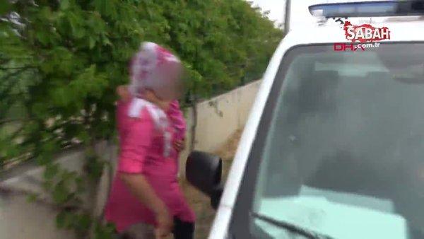 Eşinden şiddet gördüğü iddia edilen genç kadın, sığınma evine yerleştirildi