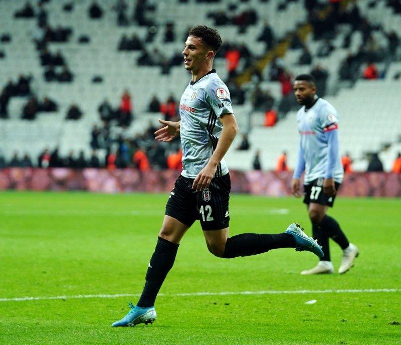 Beşiktaş - 24 Erzincanspor maçına Erdoğan Kaya damgası! İşte genç yeteneğin attığı gol