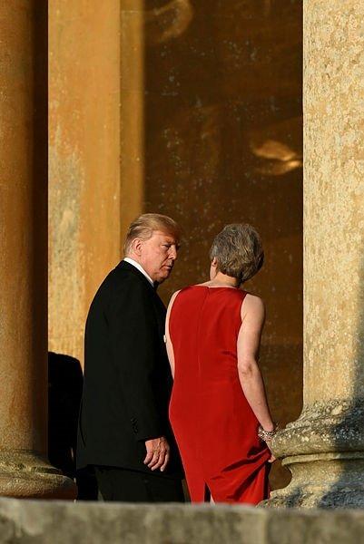İngiliz bakandan Trump'a: Terbiyeniz nerede, Sayın Başkan?