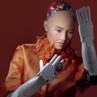 Vatandaşlık alan ilk insansı robotu Sophia, ülkemize geliyor