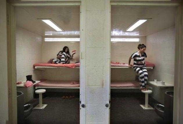 Bu mahkumlar diğer mahkumlardan çok farklı