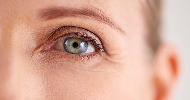 Yorgun görünen gözlere dikkat!