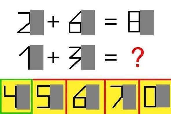 Bu zeka testini 100 kişiden biri çözebiliyor