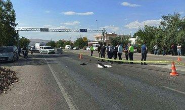 Korkunç olay! Uyurken üzerinden kamyon geçen çocuk hayatını kaybetti #corum