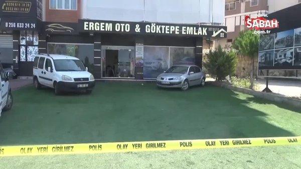 Aydın'ın Kuşadası ilçesinde iş yerinde silahlı bıçaklı kavga: 3 yaralı!