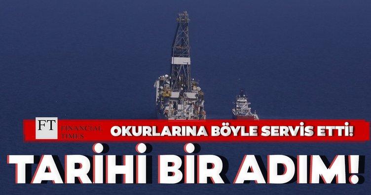 İngiliz Financial Times, Türkiye'nin Karadeniz'deki doğal gaz keşfini değerlendirdi