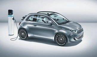 Fiat 500 de elektriğe kapıldı