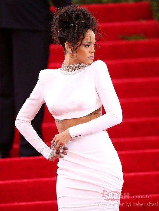 Forbes açıkladı! Rihanna'dan Kylie Jenner'a kadar birçok ünlü isim yer aldı...