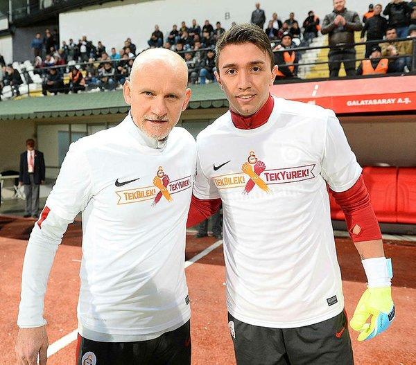 Galatasaray'a yeni kaleci geliyor