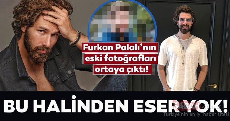 Furkan Palalı'nın eski fotoğrafları ortaya çıktı! Furkan Palalı'nın şimdiki halinden eser yok!