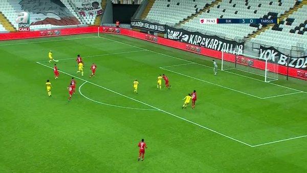 GOL | Beşiktaş 3-1 Tarsus İdman Yurdu