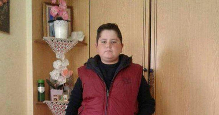 Süt tankeri üzerine devrilen 15 yaşındaki genç öldü