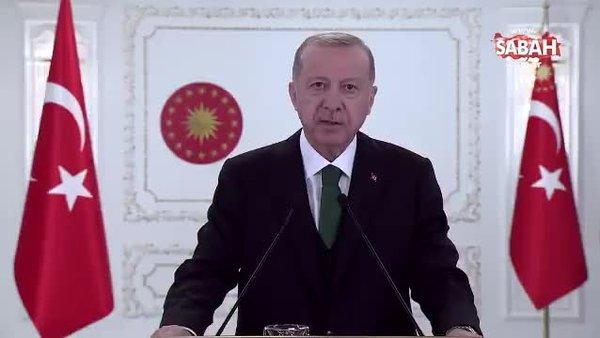 Başkan Erdoğan BM Biyolojik Çeşitlilik Zirvesi'ne video mesaj gönderdi