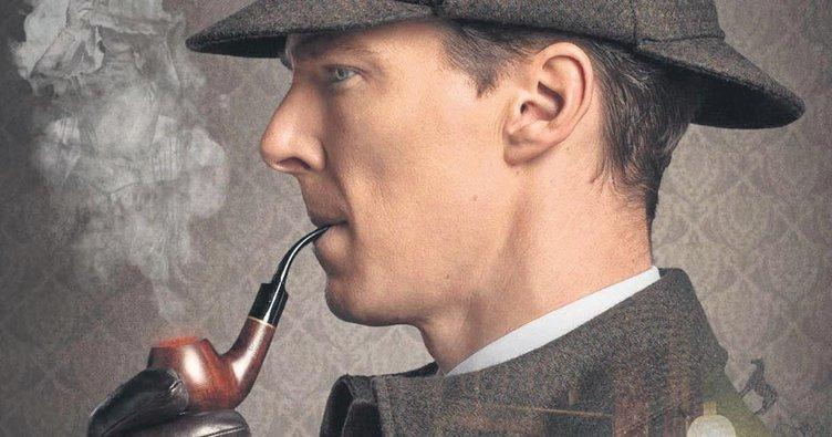 Sherlock'un vedası...