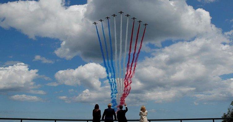 Normandiya için Fransa'da ikinci tören