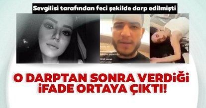 SON DAKİKA: Aleyna Çakır'ın darptan sonra verdiği ifade ortaya çıktı! Sevgilisi Ümitcan Uygun'dan kan donduran açıklama! Seni öldüreceğim, sen bittin, seni yaşatmayacağım…