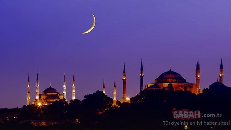 Resimli Elveda Ramazan ayı mesajları 2020: En güzel, kısa ve uzun Ramazan ayına veda mesajları ve sözleri