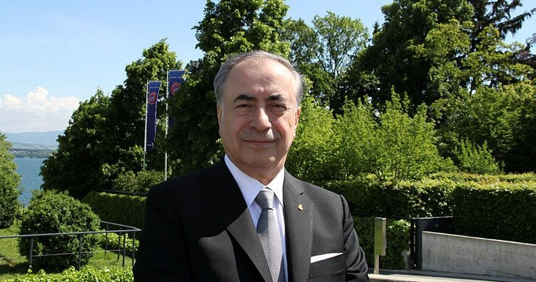 Mustafa Cengiz UEFA'ya gidiyor