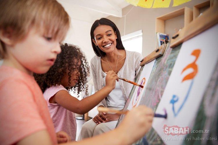 Çocuğunuzu sanatla okul öncesi dönemde tanıştırın!