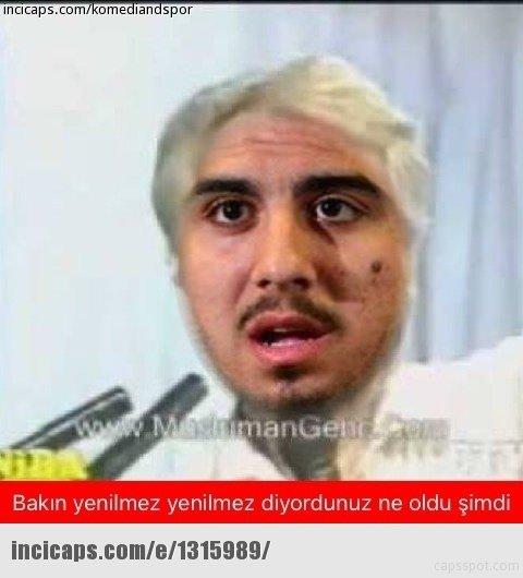 Fenerbahçe - Başakşehir maçı capsleri
