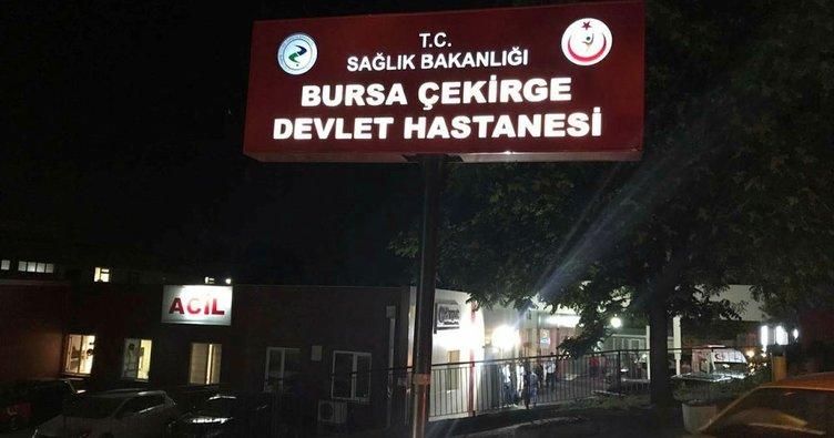 Bursa'da askerler yemekten zehirlendi!