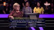 İşte Kim Milyoner Olmak İster? yarışmasına damga vuran yarışmacı Neriman Gökdemir