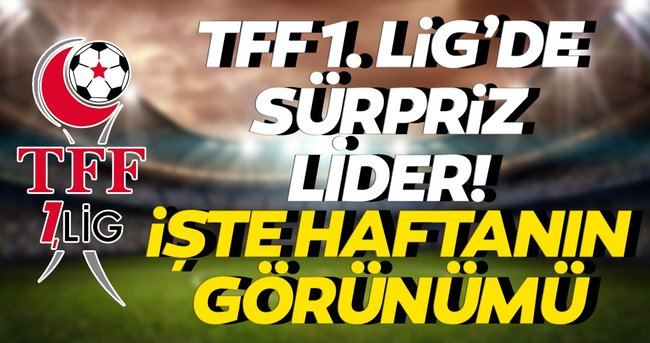 TFF 1. Lig'de sürpriz lider Giresunspor!
