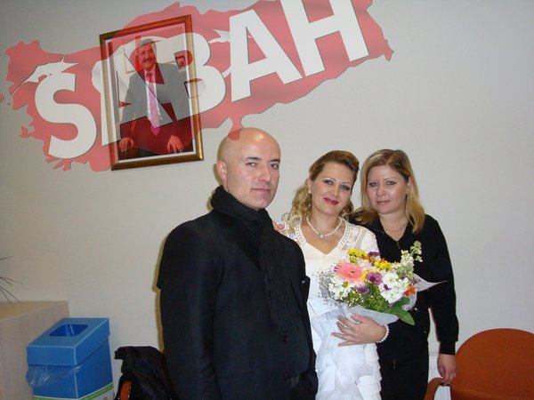 Fotoğraflarla nakil olan yüzün gerçek sahibi Olga Aygün Baranovski