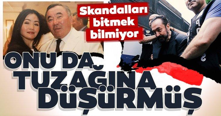 Adnan Oktar suç örgütü Nazarbayev'in kardeşini de dolandırmış!