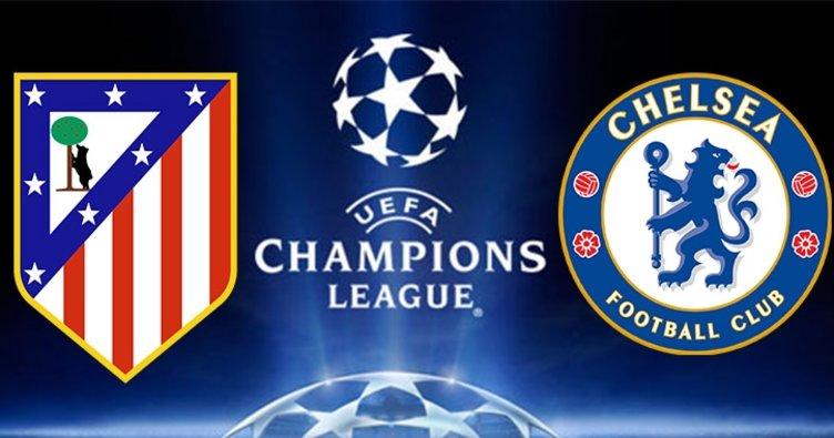 Atletico Madrid Chelsea maçı ne zaman saat kaçta hangi kanalda yayınlanacak?