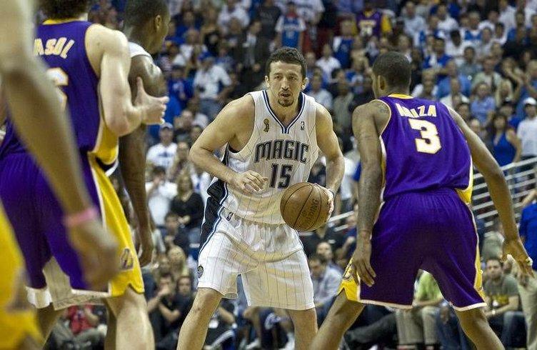 Orlando Magic - Los Angeles Lakers karşılaşması