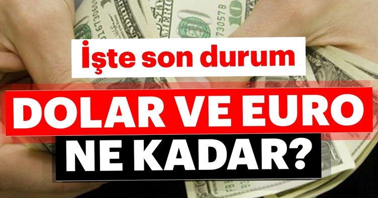 Son dakika haber: Dolar bugün ne kadar kaç TL? - 11 Eylül Salı güncel dolar ve euro fiyatları kurları...