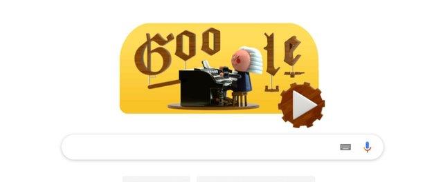 Google Johann Sebastian Bach'ı Doodle yaptı! Johann Sebastian Bach kimdir? Neden Doodle oldu? İşte cevaplar...