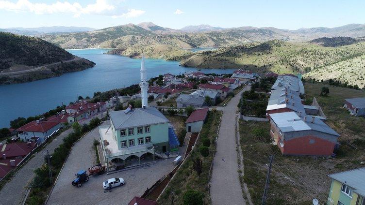 Sivas'ta tatil köyü!
