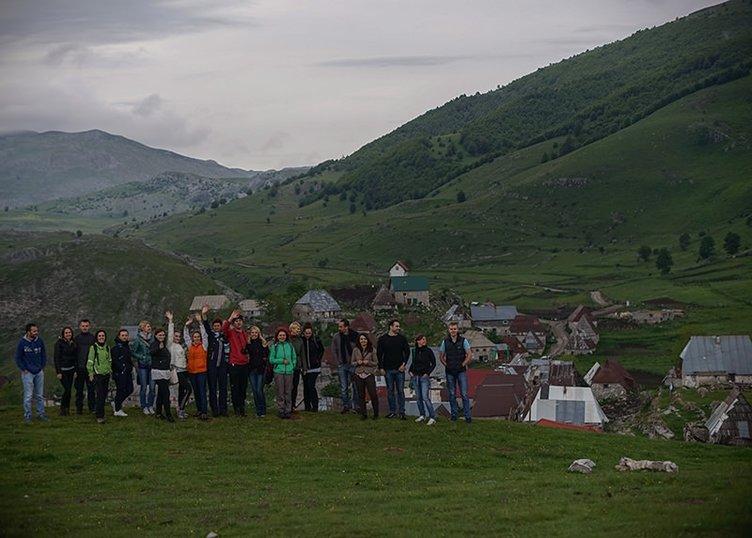 Bosna'nın çatısında ramazan coşkusu