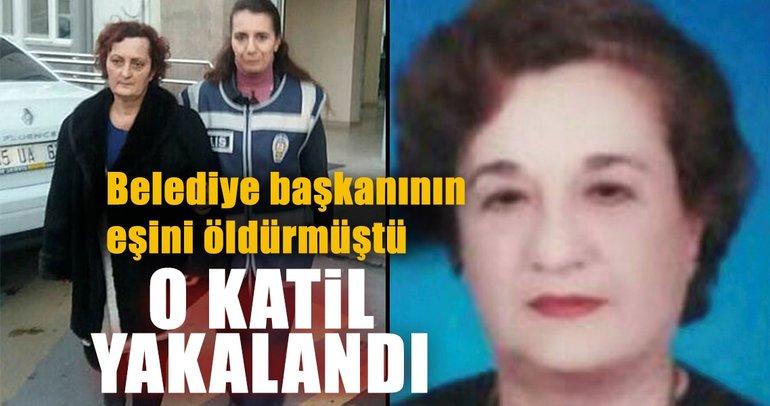 Son dakika: İzmir'de belediye başkanının eşini öldüren bakıcıya müebbet hapis cezası