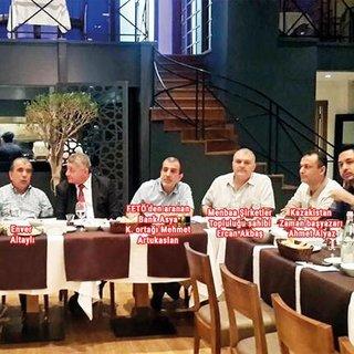 SON DAKİKA HABERLER: İYİ Parti İstanbul İl Başkanı Buğra Kavuncu'nun dayısı Enver Altaylı başka hangi siyasiler ile görüştü?