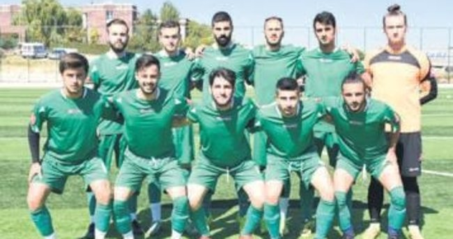 Zorlu maç Etlikspor'un