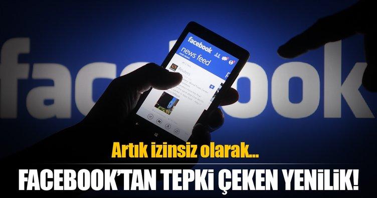 Tartışılacak Facebook iddiası