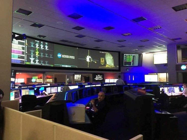 NASA kapılarını halka açtı