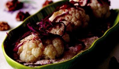 Taratorlu Karnabahar Salatası