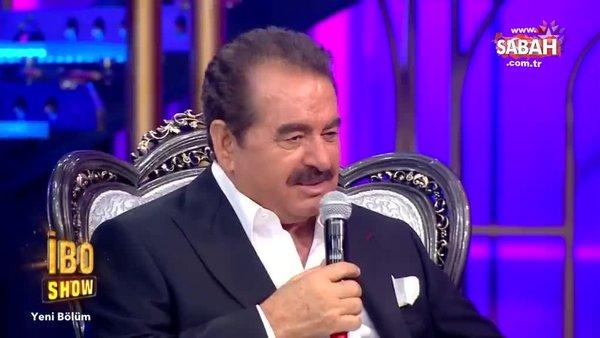 Ünlü şarkıcı İbrahim Tatlıses'ten Deniz Seki'ye: Hani zayıflamıştın davul gibi olmuşsun! | Video