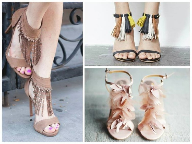 Burçlara uygun ayakkabı şekilleri