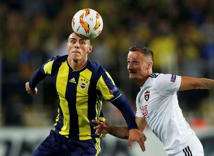 Son dakika Fenerbahçe transfer haberleri! Ersun Yanal'ın Kolarov sevinci