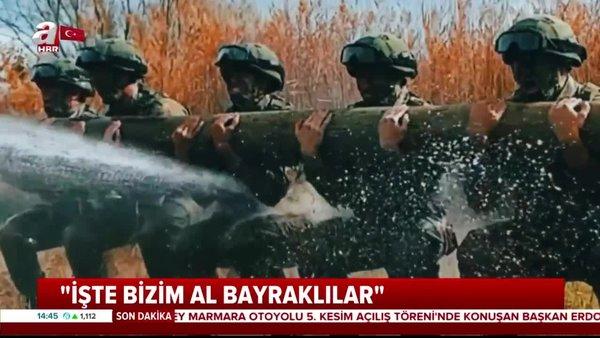 TSK'dan 'Gaziler Günü' özel klibi | Video