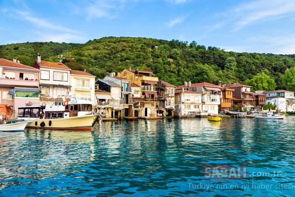 İstanbul'a yakın tatil yerleri...