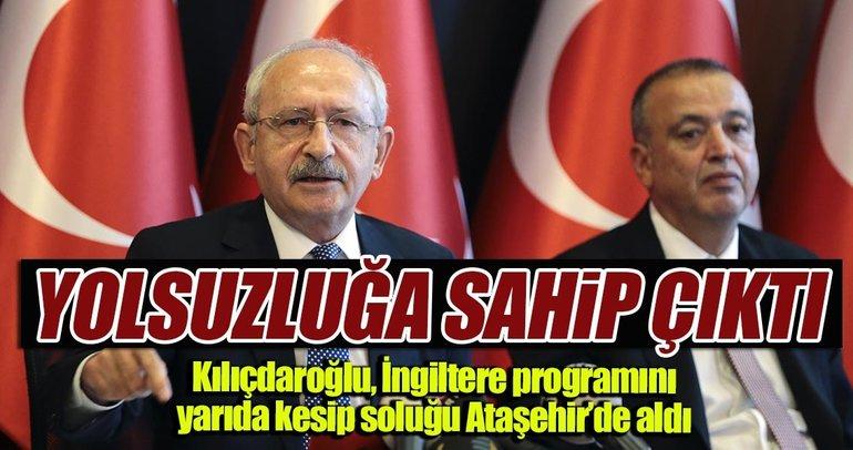 Kılıçdaroğlu, Ataşehir rezidans yolsuzluğuna sahip çıktı